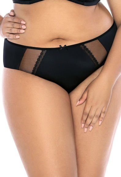 Panties black Kassie F-0174/51