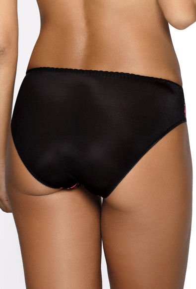 Panties black-raspberry Megi F-2750/5
