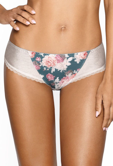 Panties grey denim Aspire F-2808/51