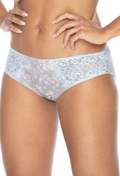 Panties light grey Adelle F-3039/5