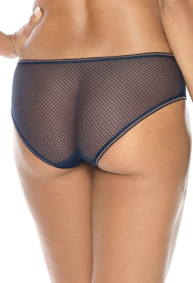 Panties navy blue Caty F-3016/5