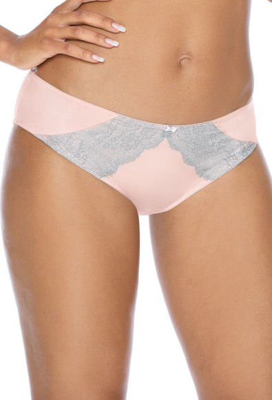 Panties powder pink-grey Ida F-3040/5