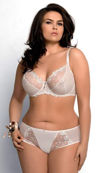Perfect M-1611/2 soft bra milk