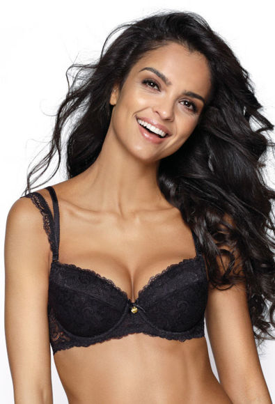 Push-up bra black Joyce M-0171/11