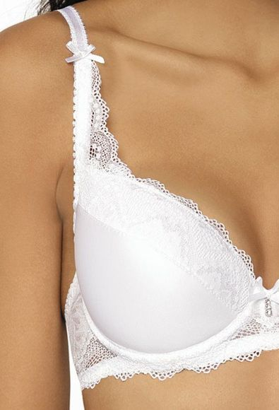 Push-up bra white Gaila M-0129/11