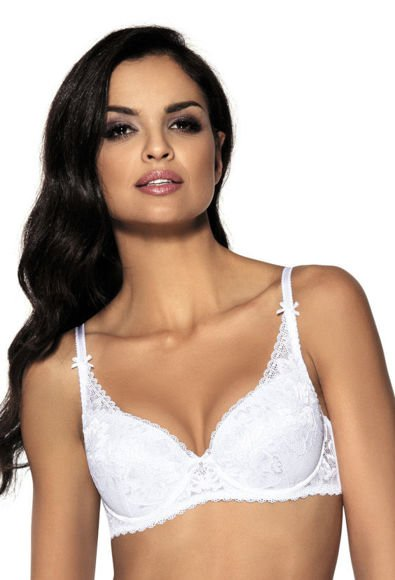 Push-up bra white Hannah M-0115/11