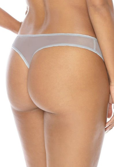 Thongs grey Sevil S-3037/4