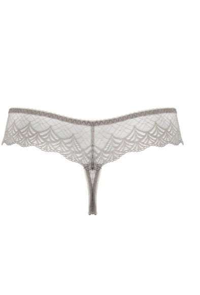 Thongs grey Sweety S-2301/4