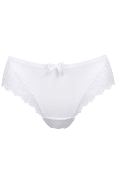Thongs white Carmela S-053/4