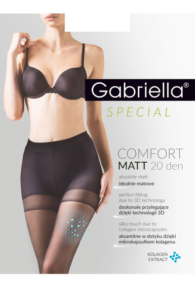Tights beige Comfort Matt 20 den