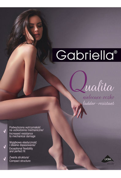 Tights beige Qualita